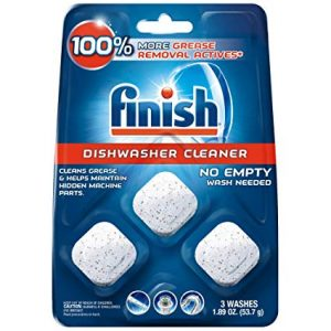 How long can you keep dishwasher cleaner