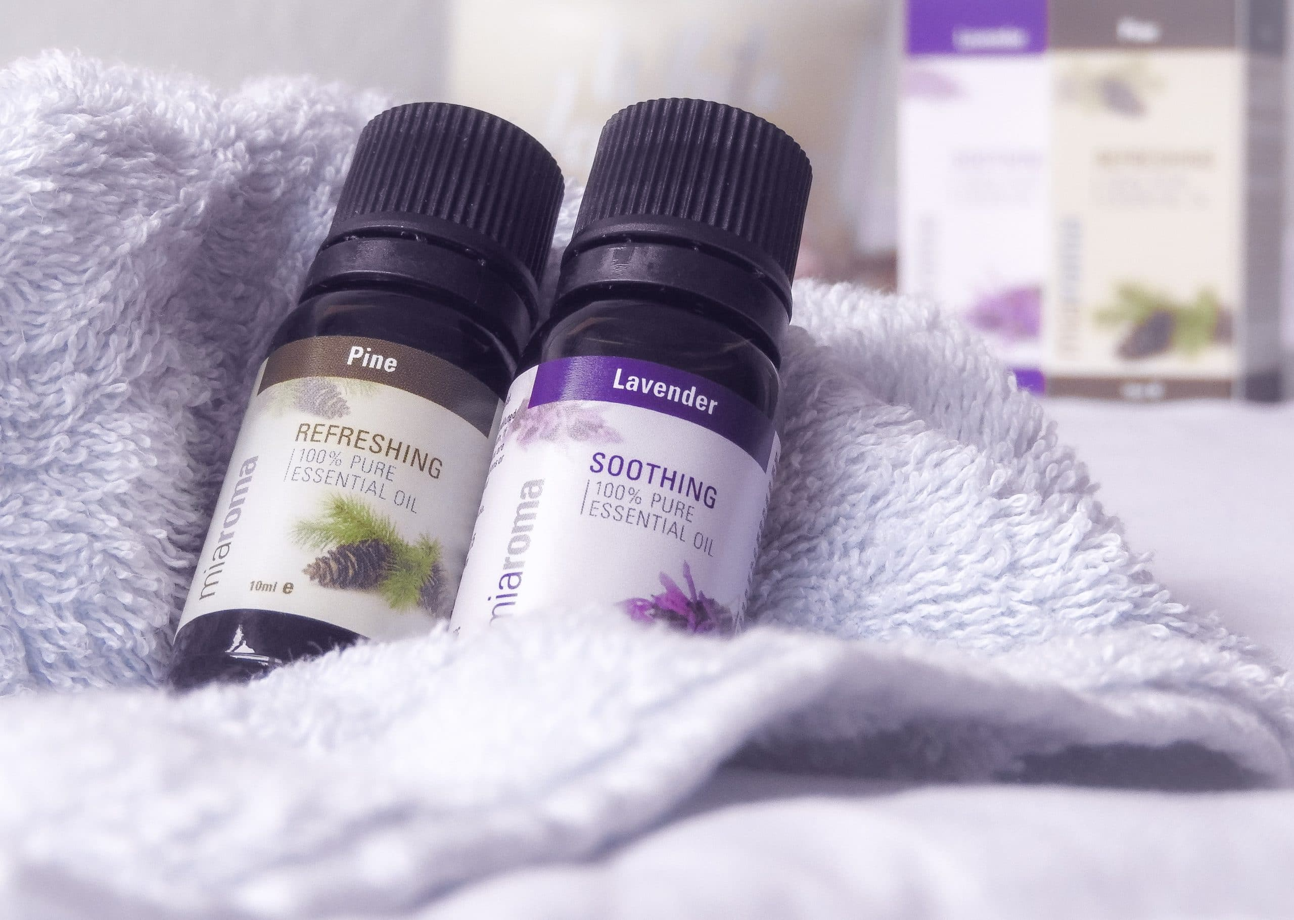 Is doing laundry with essential oil safe for clothes