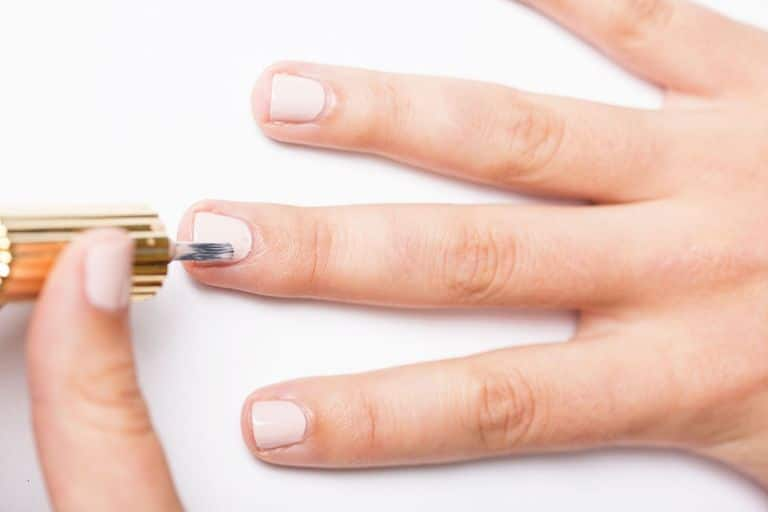 how to fix a cracked nail