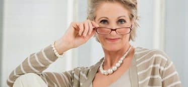 glasses that make you look younger