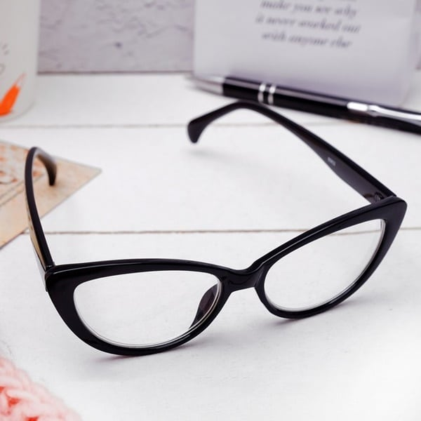 cats eye frames