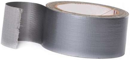 How to remove duct tape from carpet