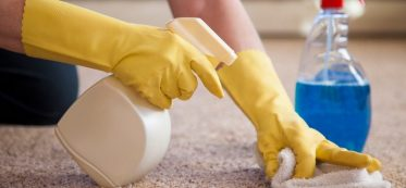 how to get slime out of carpet