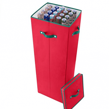 Tall Wrapping Paper Storage Box