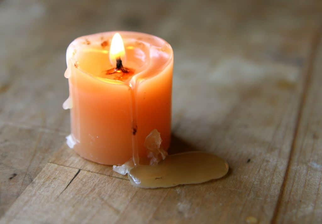 Can Dry Cleaning Remove Candle Wax