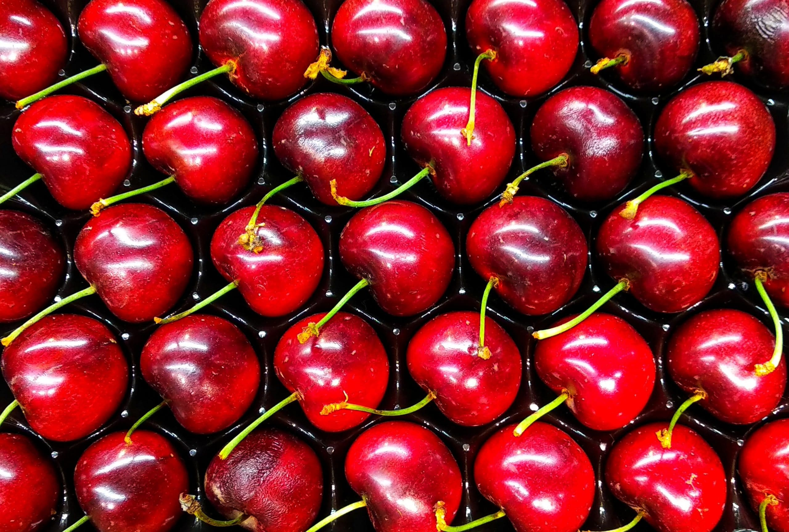 How do you store cherries properly