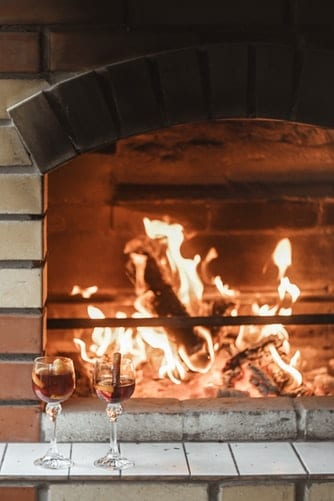 how to adjust pilot light on gas fireplace