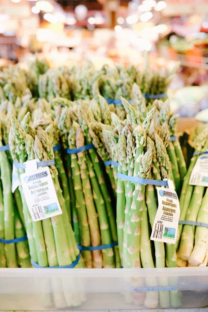 How long is asparagus good for