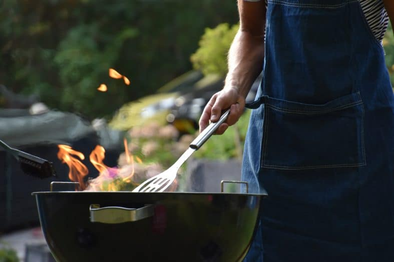 How to Clean Cast-Iron Grill