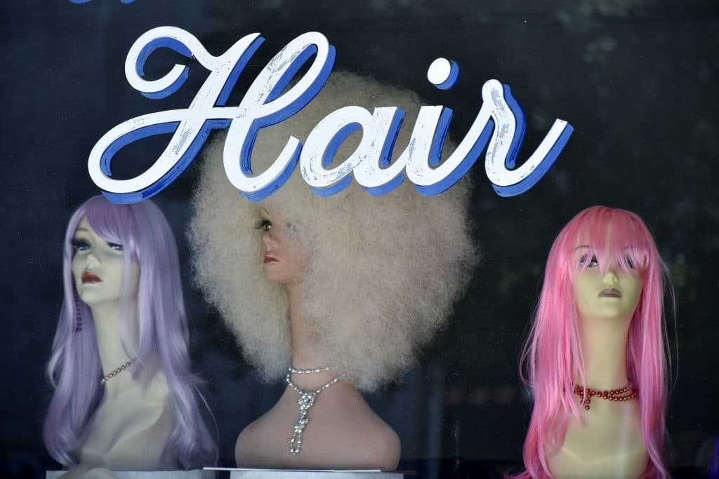 how to make my synthetic wig soft
