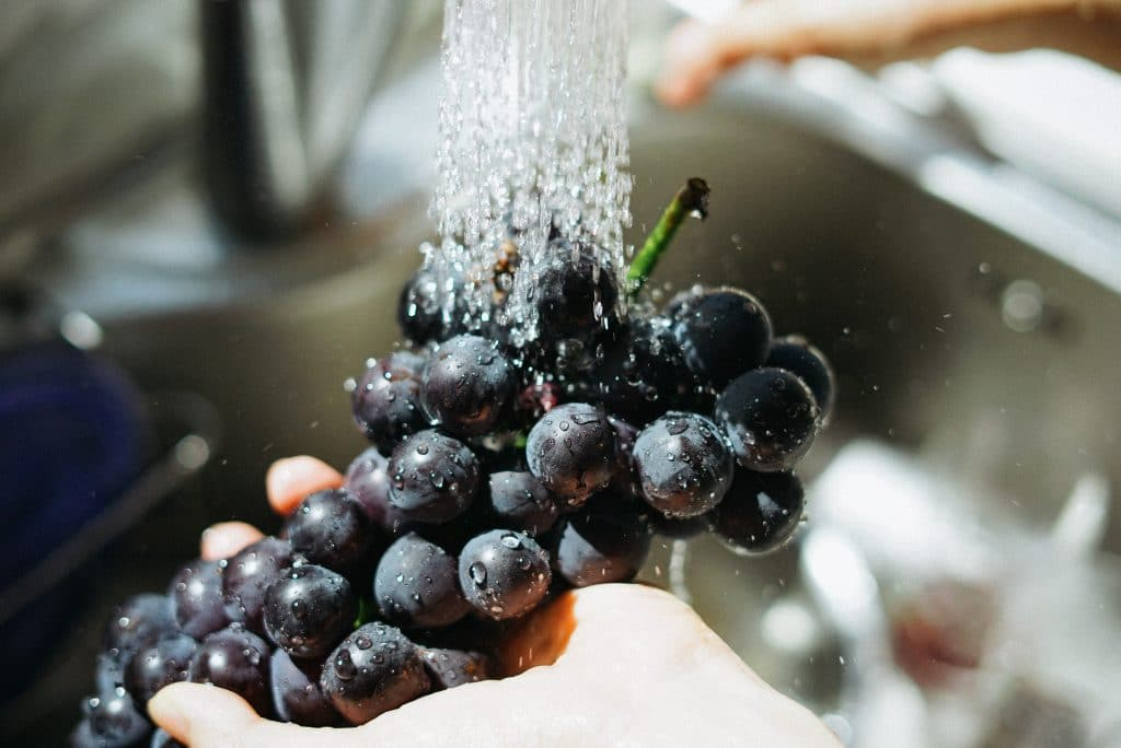 How to tell when grapes are bad