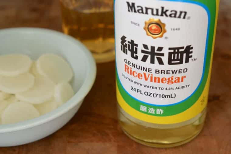 What is rice wine