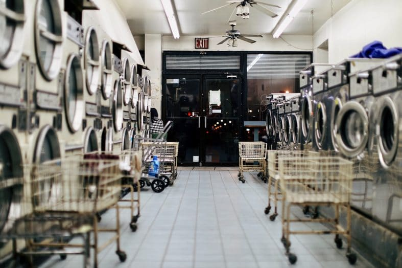 Laundry. Pros And Cons